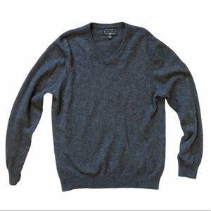 Club Room Men's Sweater Size Large 100% Cashmere